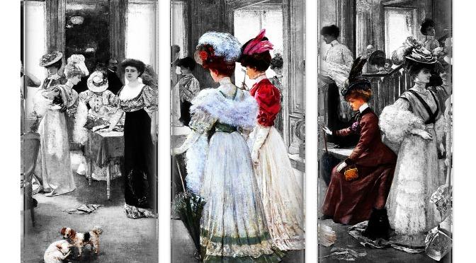Courtship on Eaton Square • #Pre-release
